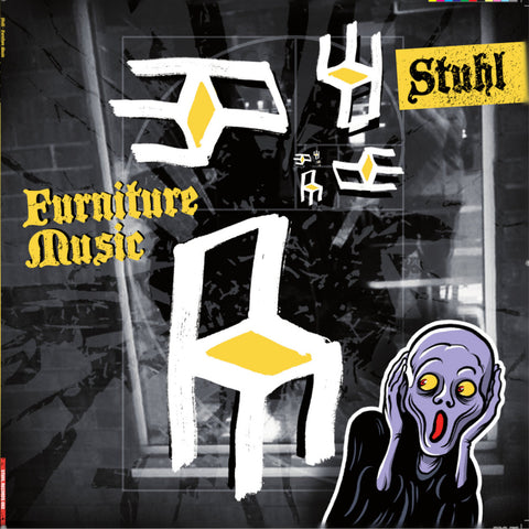 Stuhl - Furniture Music LP (pre-order)