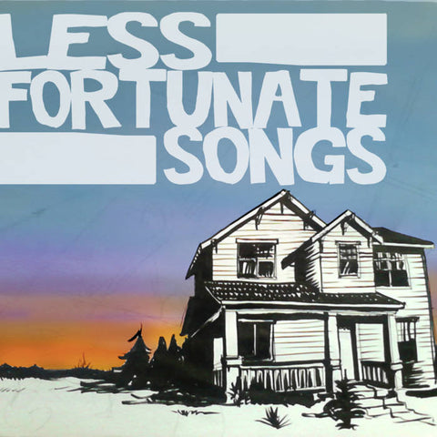 Less Fortunate Songs - Let's Talk About ... CD