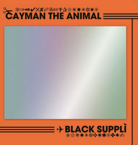 Cayman The Animal - Black Supplì CD
