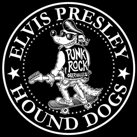 Elvis Presley Hound Dogs - S/T CD