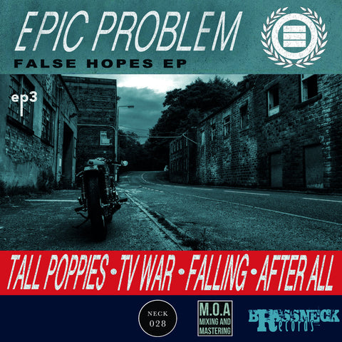 "Epic Problem - False Hopes 7"" EP"