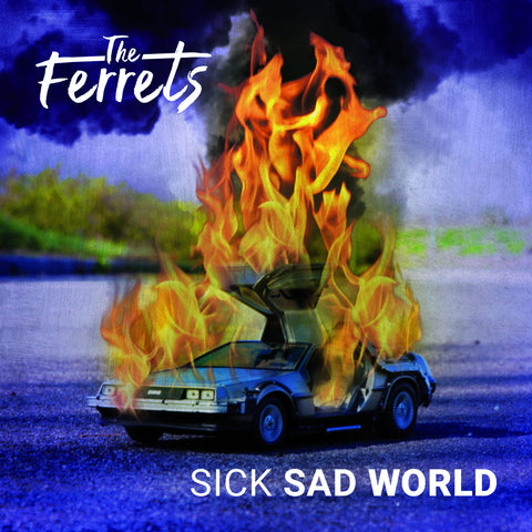 "Ferrets, The - Sick Sad World 12""EP"