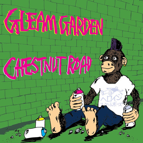 Gleam Garden / Chestnut Road split 7""
