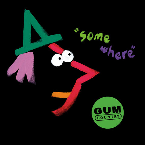 Gum Country - Somewhere CD