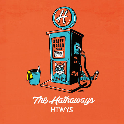 Hathaways, The - HTWYS CD