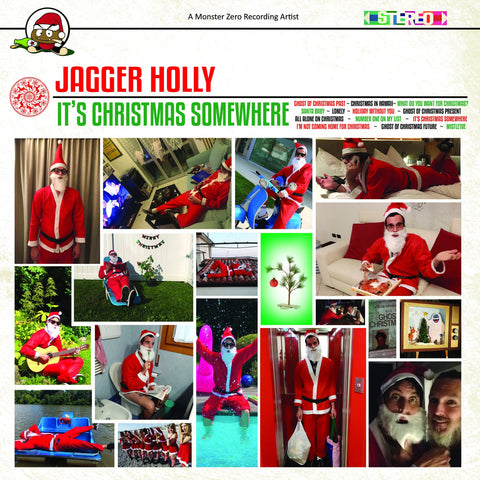 Jagger Holly - It's Christmas Somewhere LP