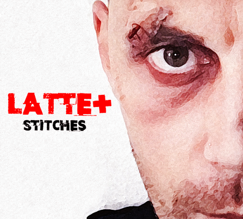 Latte + - Stitches CD