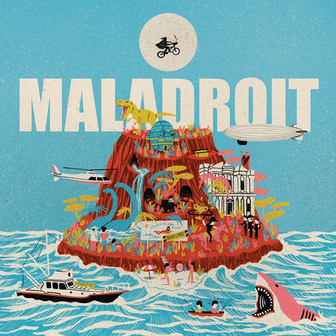 Maladroit - Freedom Fries And Freedom Kisses LP