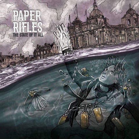 Paper Rifles - The State Of It All CD