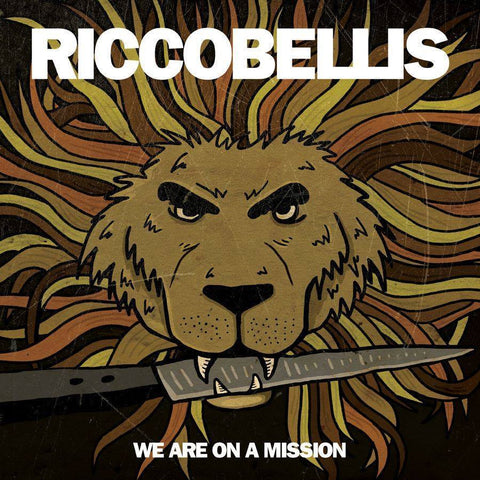 Riccobellis - We Are On A Mission LP