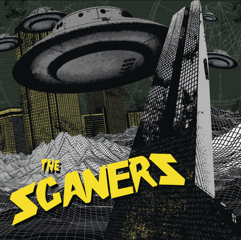 Scaners, The - ll LP