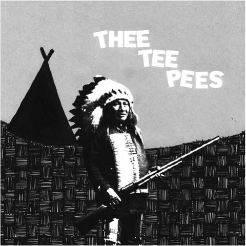 Tee Pees, Thee - You're A Turd 7""