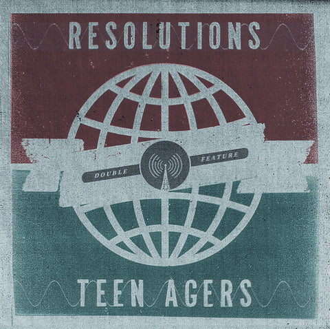 Resolutions / Teen Agers split 7""
