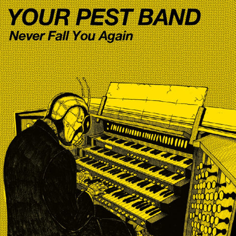 Your Pest Band - Never Fall You Again 7""