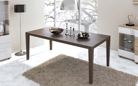 Venecia Dinner Table Wengue Finish (Mesas)