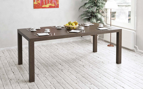 Verona Dinner Table Wengue Finish (Mesas)