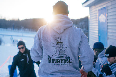 The King Eddy, Snowboarding, Skiing, Apres Ski, Camp Fortune, Gatineau, Burgers, All Day Breakfast, Fried Chicken, Milkshakes, King Eddy, Diner, Ottawa Restaurant
