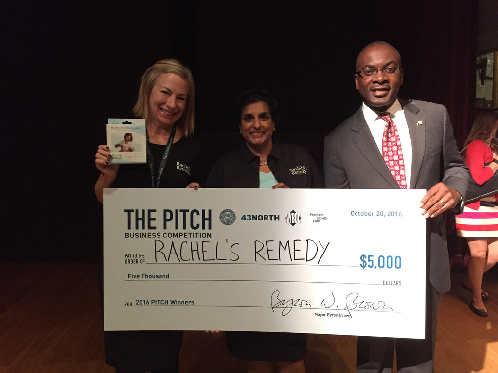 The Pitch: Rachel's Remedy Wins $5000