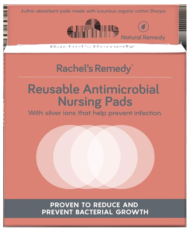Rachel's Remedy Antimicrobial Breast Pads