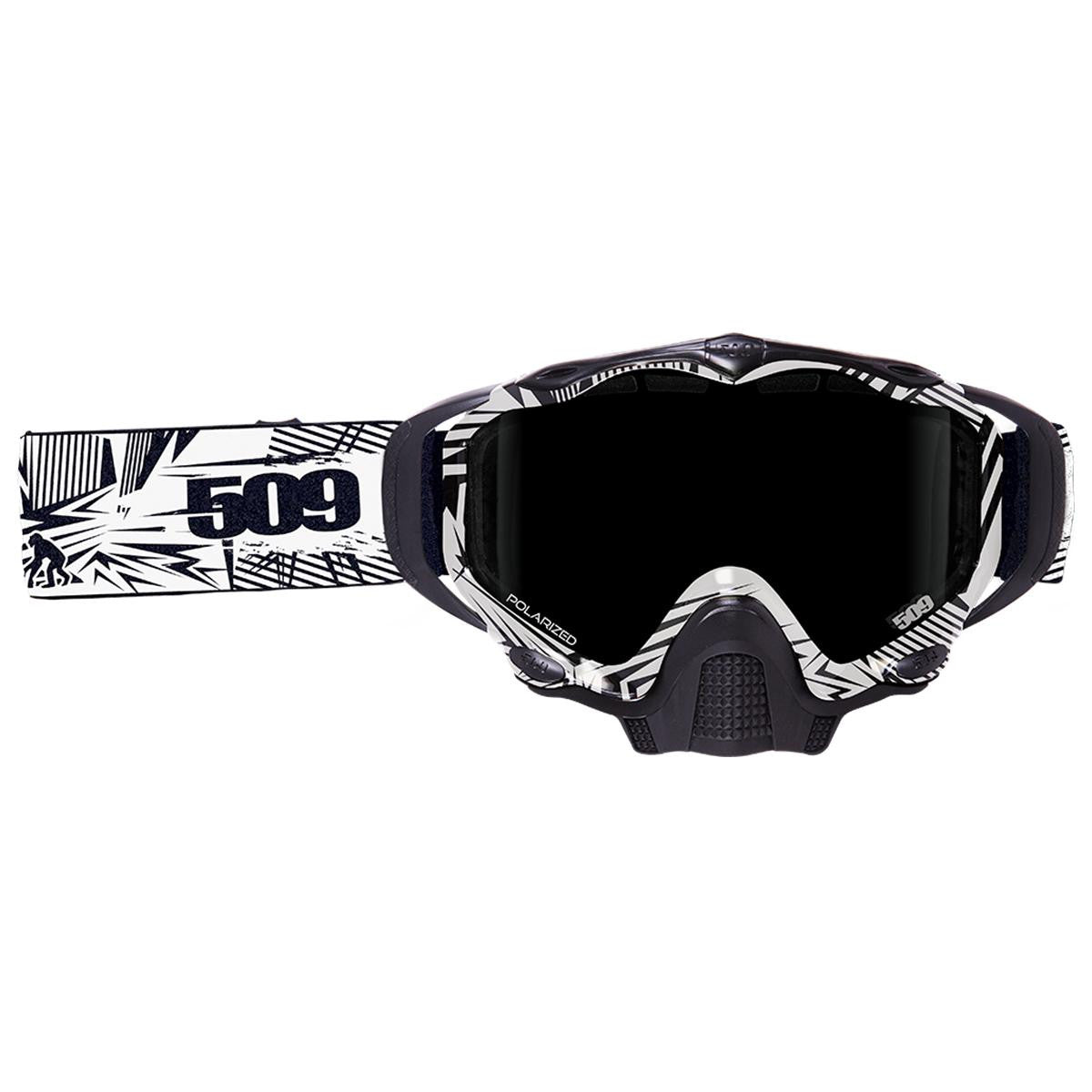 8bcc9ea66482 509 Sinister X5 Snow Goggles - Geared 2 Adventure