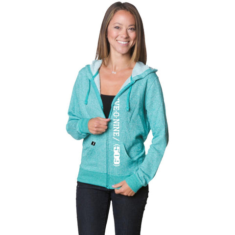 509 Women's Five-0-Nine Zip Hoodie