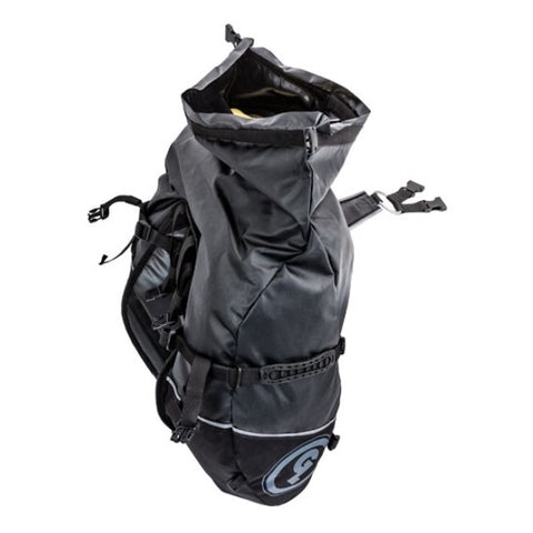 GIant Loop Coyote Saddlebag w/ Dry Pods & Heat Shield