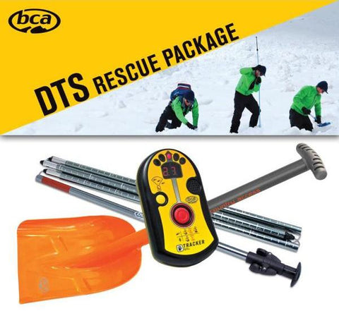 Backcountry Access DTS Rescue Package