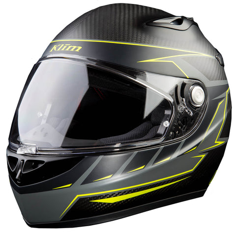 KLIM K1R Karbon Full Faced Helmet ECE/DOT