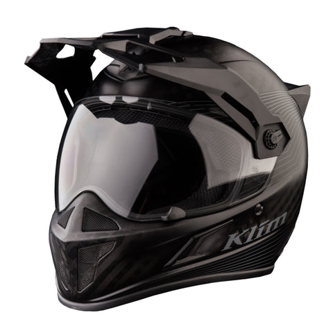 KLIM Krios Karbon Adventure Helmet w/ Transition Lens