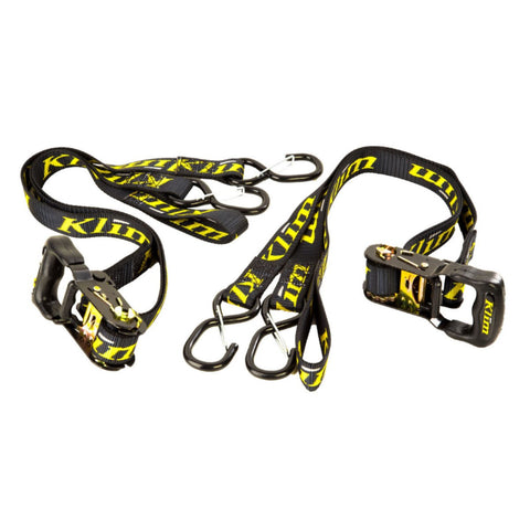 KLIM Double Ratchet Tie Down
