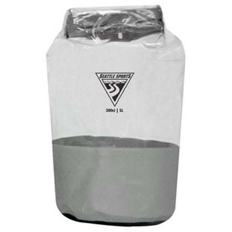 Glacier Clear Dry Bags