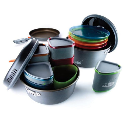 GSI Pinnacle Cook Sets