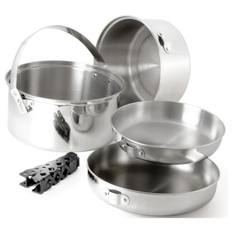 GSI Stainless Cook Set