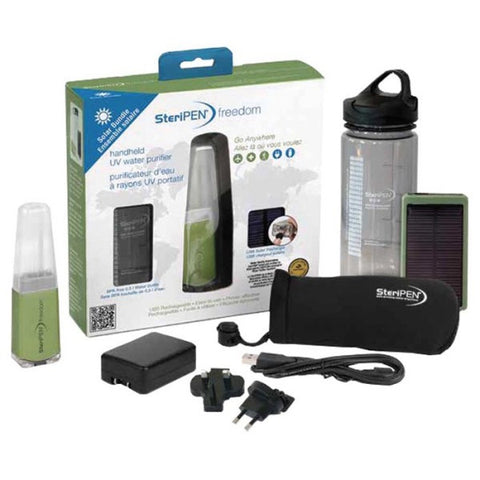 SteriPen Freedom Solar Bundle