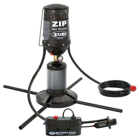 Zodi Zip Shower