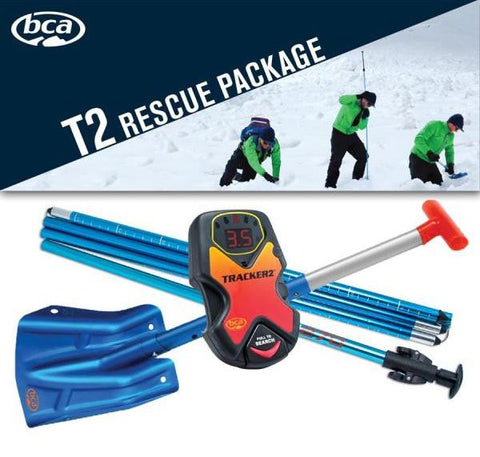 Backcountry Access T2 Rescue Package