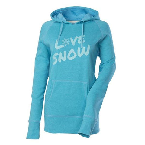 DSG Love Snow Pullover Hoodie - Closeout