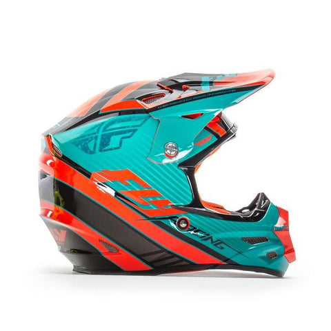 Fly F2 Carbon Helmet - Fastback