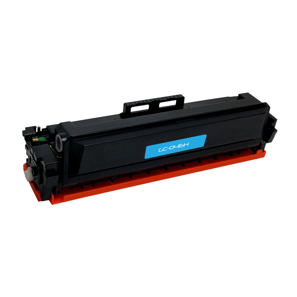 Remanufactured Toner Cartridge Replacement for Canon 046 046H 1253C001