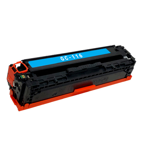 Remanufactured Toner Cartridge Replacement for Canon 116 Cyan 1979B001AA