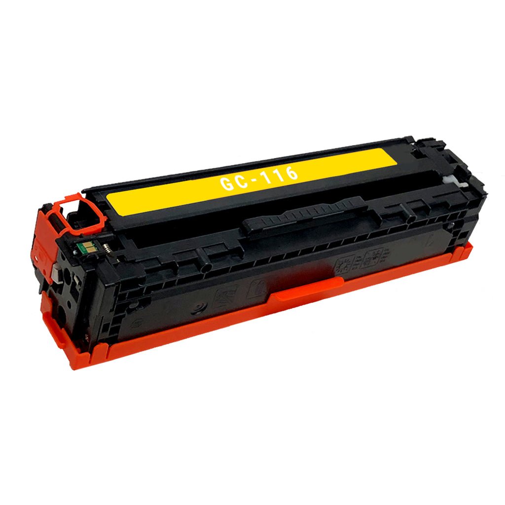 Remanufactured Toner Cartridge Replacement for Canon 116 Yellow 1977B001AA
