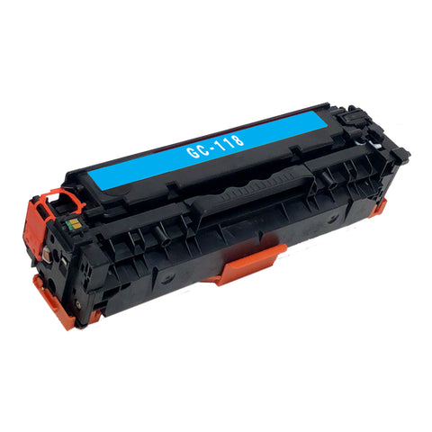 Remanufactured Toner Cartridge Replacement for Canon 118 Cyan 2661B001AA