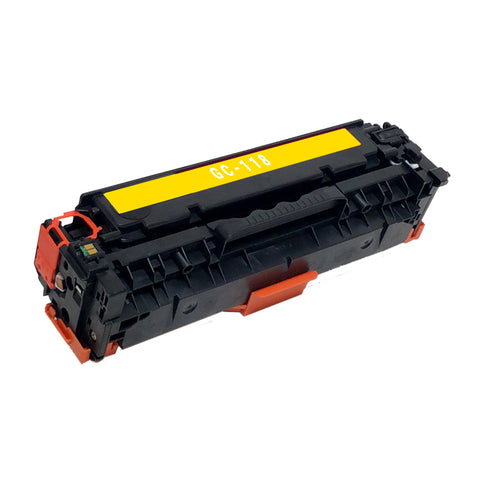 Remanufactured Toner Cartridge Replacement for Canon 118 Yellow 2659B001AA
