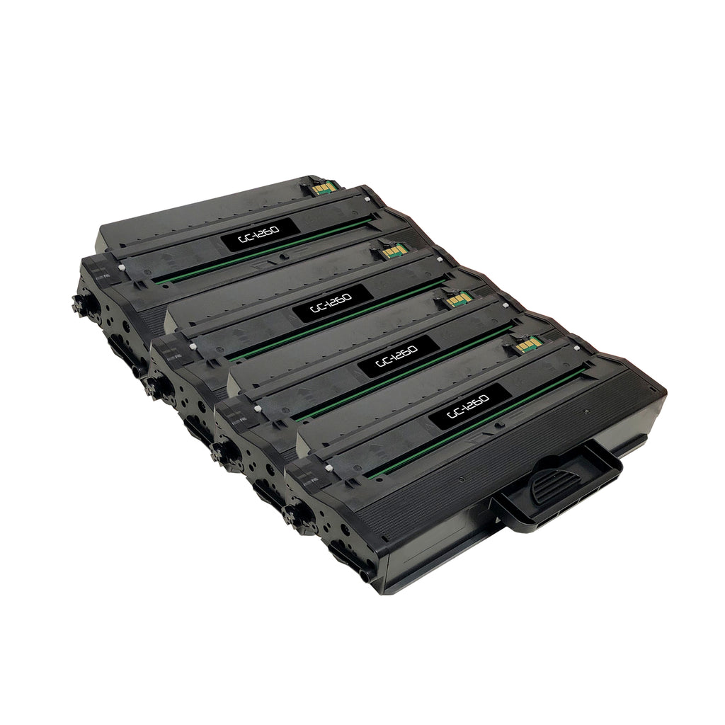 Compatible Toner Cartridge Replacement for Dell 331-7328 DRYXV RWXNT (4 PACK)