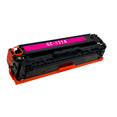 Remanufactured Toner Cartridge Replacement for HP 131A Magenta CF213A