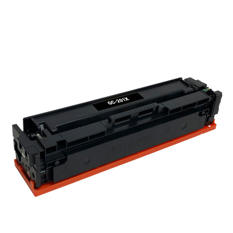 Remanufactured Toner Cartridge Replacement for HP 201X Black CF400X
