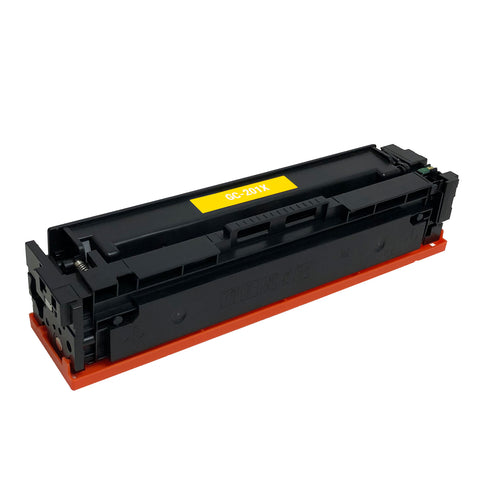 Remanufactured Toner Cartridge Replacement for HP 201X Yellow CF402X