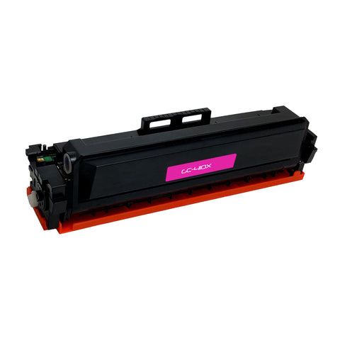 Remanufactured Toner Cartridge Replacement for HP CF413X Magenta