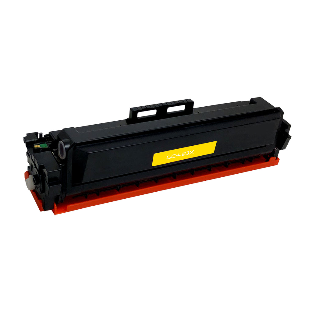 Remanufactured Toner Cartridge Replacement for HP CF412X Yellow
