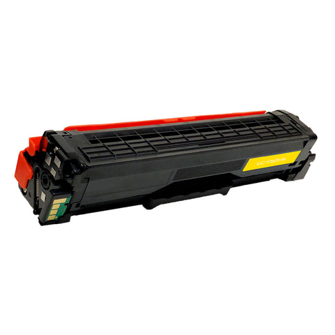 Compatible Toner Cartridge Replacement for Samsung CLT-Y504S